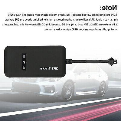 Real-time Locator GPRS GSM Car/Motorcycle Anti