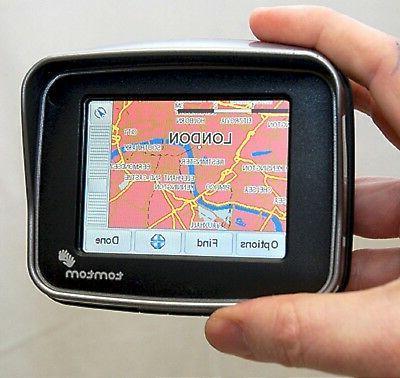 TomTom RIDER 1 Bike GPS tom trip