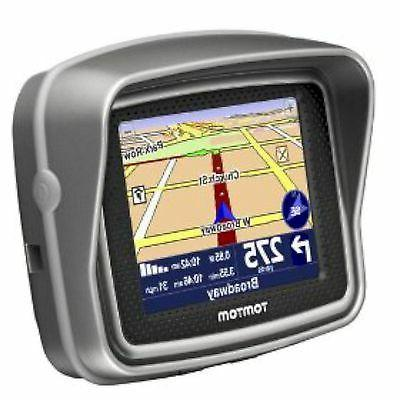 TomTom Rider Navigator and Scooters