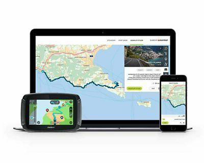 TomTom Rider Motorcycle GPS Navigation 4.3 Inch, with