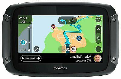 rider 550 motorcycle gps navigation device 4