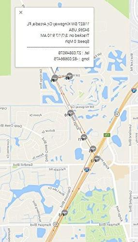 Trackimo TRKM007 GPS Tracker tracking 12V Accessory Kit