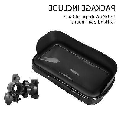Waterproof Motorcycle Bicycle Cell Phone/GPS Case Bag
