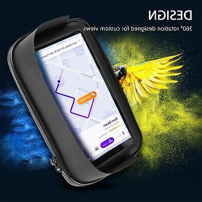 Waterproof Phone/GPS Mount For Handlebar