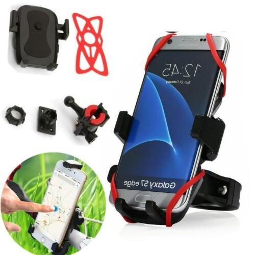 universal cell phone gps holder for motorcycle