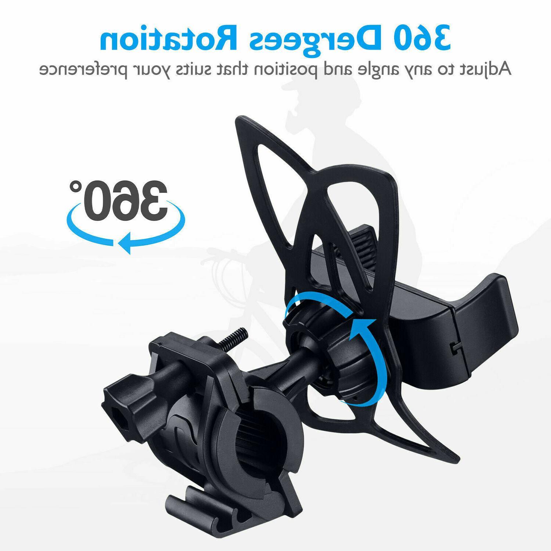 Universal Bike Handlebar Holder For Cell Phone GPS