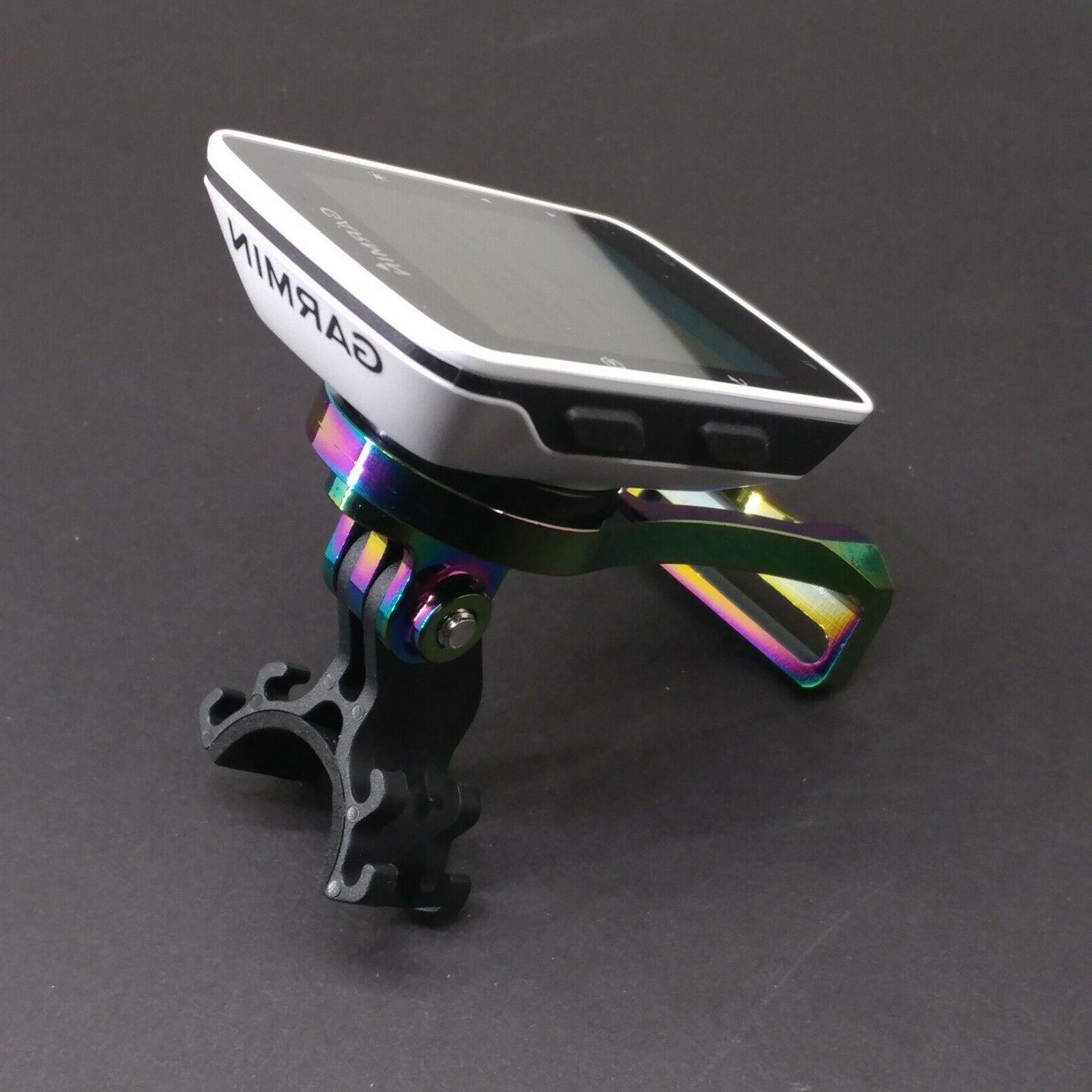 CNC Front Mount GPS GoPro Oil Bike K