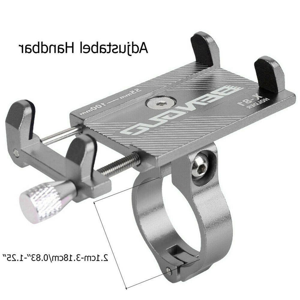 Aluminum Bike Holder Mount Cell GPS
