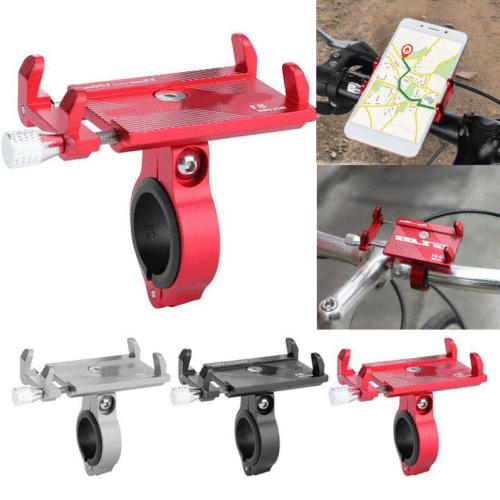 US Aluminum Motorcycle Bike Bicycle Handlebar For Cell Phone