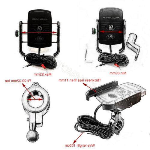 US Phone GPS Handlebar