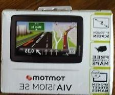 TomTom VIA 1510M SE 5 GPS Unit