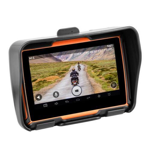 Waterproof Screen Motorcycle