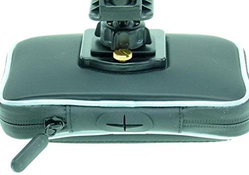 Waterproof Handlebar for Garmin Nuvi 2519LM