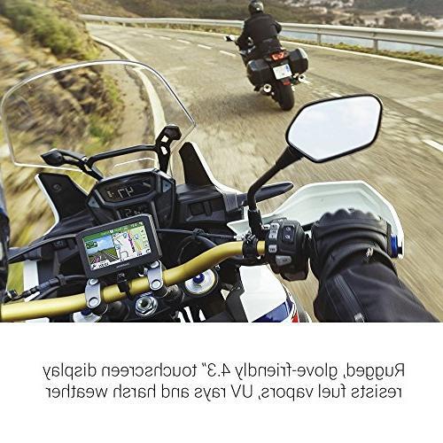 Garmin Zumo Motorcycle Motorcycle Handlebar 010-02019-00