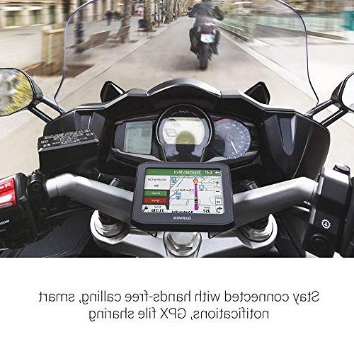 Garmin Motorcycle with Motorcycle Clamp 010-02019-00