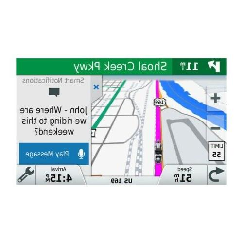 Garmin GPS Bluetooth Notifications 010-01603-00