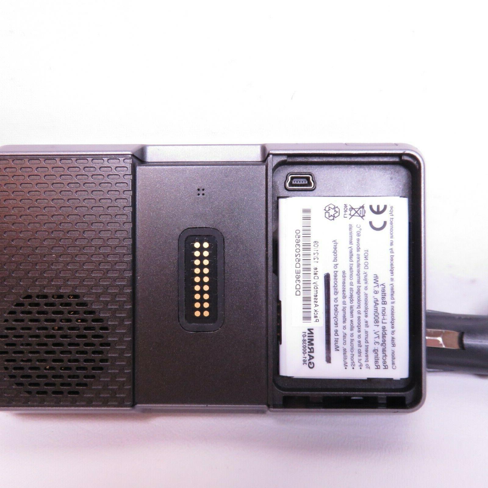 Garmin 665 GPS Unit Power Tested