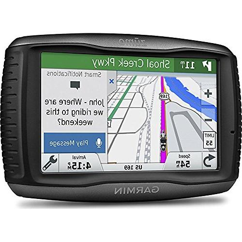 Garmin Zumo GPS Navigator GPS, Case, C10 U1 With Adapter and Cleaner