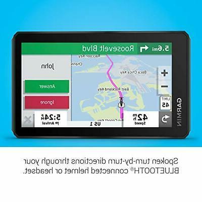 Garmin XT, Motorcycle GPS