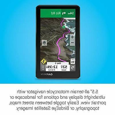 Garmin Motorcycle Navigation
