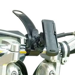 Locking Strap Motorbike Mount and Cradle for Garmin Oregon 2
