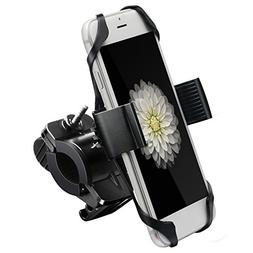 IPOW Metal Bike & Motorcycle Cell Phone Mount, with Unbreaka