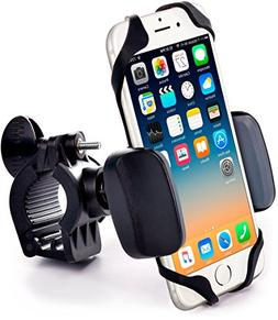 Metal Bike & Motorcycle Mount - for Any Smartphone  | Unbrea