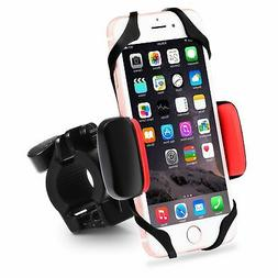 Metal Bike & Motorcycle Cell Phone Mount Unbreakable Handleb