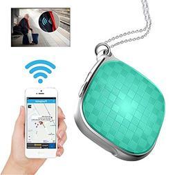 Hangang Mini Micro GPS Tracker Locator GPS+LBS Dual Modes Re