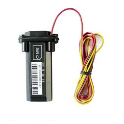Mini Waterproof Real Time GSM GPS Tracker For Car Motorcycle