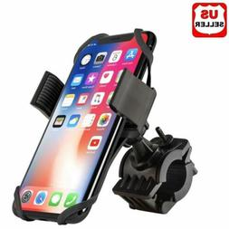 Motorcycle Bicycle MTB Bike Handlebar Mount Holder Universal