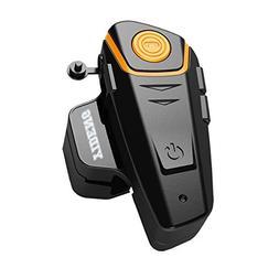 Yideng Bluetooth Motorcycle Helmet Headset Intercom Communic