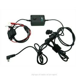 Motorcycle Direct to Battery Hardwire Charging Cable for Gar