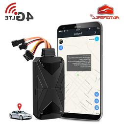 motorcycle gps tracker car 4g lte real