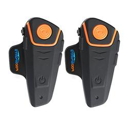 Helmet Communication Systems,Fodsports BT-S2 1000M Bluetooth