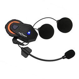 Motorcycle Helmet Intercom Communication Systems Bluetooth 4
