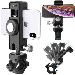 Motorcycle MTB Bike Handlebar Cell Phone Mount Holder GPS Wi