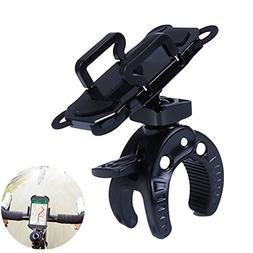 Phone Mount Motorcycle Bike ATV Bicycle Handlebar Holder for