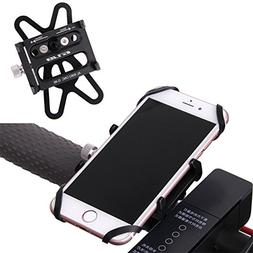 GUB Mountian Bike Phone Mount - Universal Adjustable Bike Mo