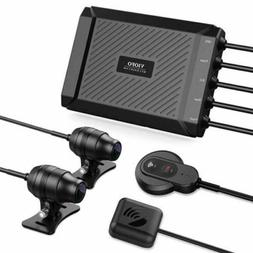 Viofo MT1 Dual Channel 1080P Motorcycle Dash Camera with GPS