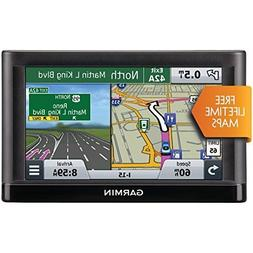 Garmin nüvi 55LM Automobile Portable GPS Navigator - Re