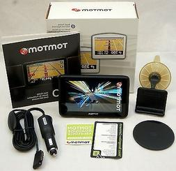 NEW TomTom GO 2535T LIVE Set Car GPS LIFETIME TRAFFIC Update
