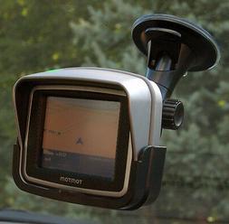 NEW TomTom RIDER 1 2 GPS Car WINDOW MOUNT Dock bike windshie