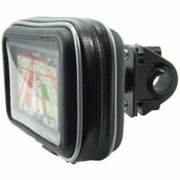 "New Waterproof Motorcycle Bicycle Mount for 5"" Screen Garmin"
