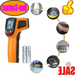 NonContact Infrared Laser Gun Digital TemperatureThermometer
