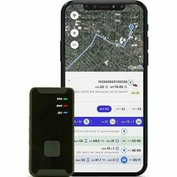 Personal GPS Tracker - Mini, Portable, Track in Real Time -