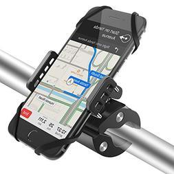 MEIDI Phone Holder Bike, Universal Bicycle Phone Holder Comp