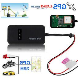 Real-time GPS Tracker Tracking Locator Device GPRS GSM Car/M