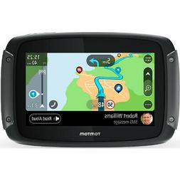 TomTom Rider 550 4.3 Inch Touchscreen GPS Vehicle Navigation