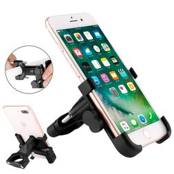 Silicone Motorcycle Bike Bicycle Cell Phone Holder Mount Han